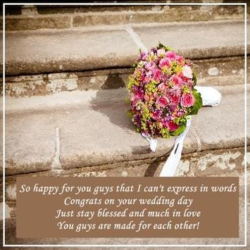 Wedding Wishes screenshot 6