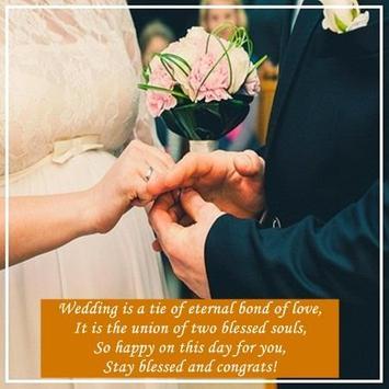 Wedding Wishes apk screenshot