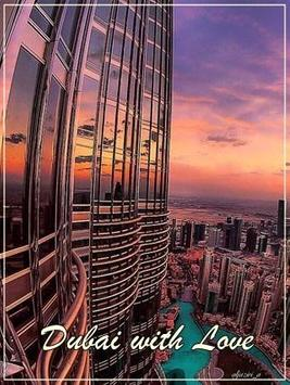 Dubai With Love poster