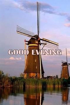 Good Evening Images apk screenshot