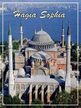 Hagia Sophia With Love poster