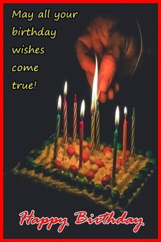 Happy Birthday Greetings FREE 2018 Screenshot 4