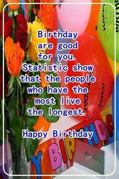 Happy Birthday Quotes screenshot 6