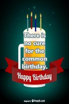 Happy Birthday Quotes apk screenshot
