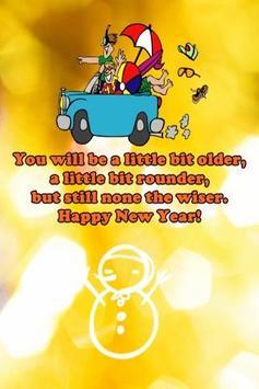New Year Greeting Wishes screenshot 6