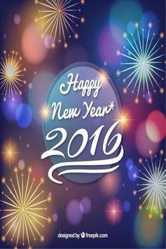 New Year Greeting Wishes screenshot 1