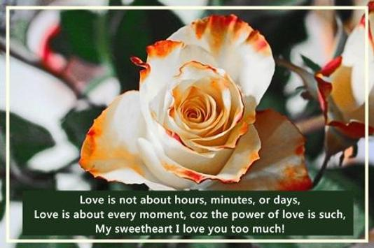 Quotes About Love apk screenshot