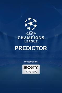 Champions League Predictor poster