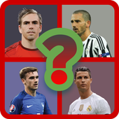 Football: Guess Soccer Players icon