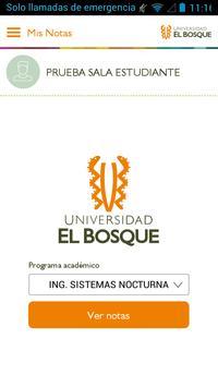 Universidad El Bosque 截图 2