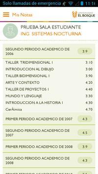 Universidad El Bosque 截图 4