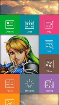 Guide Zelda poster