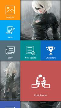 Guide NieR Automata apk screenshot