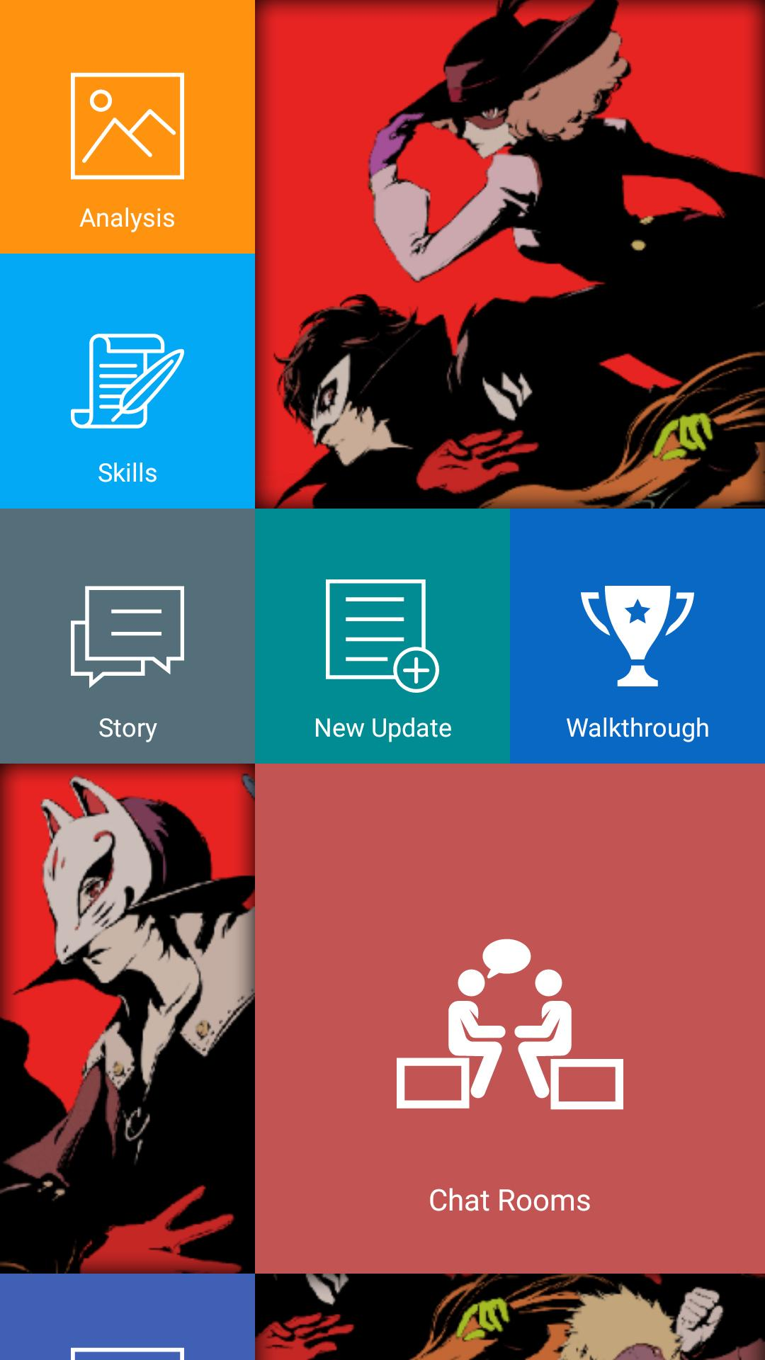 Guide Persona 5 for Android - APK Download