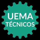 Uema Técnicos icon