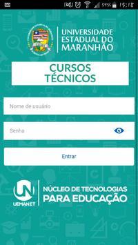 Uema Técnicos poster
