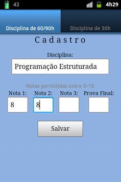 UERNotas apk screenshot