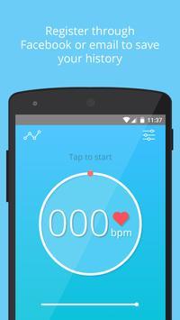 Heart Rate screenshot 4