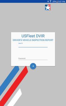 US Fleet Tracking DVIR poster