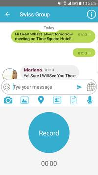 UffApp - IM & Video Calls apk screenshot
