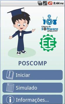 Questões para Poscomp poster
