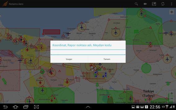 Notams Aero apk screenshot