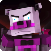 Pizzeria. 5 nights at Freddy's. Map for MCPE icon