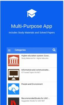 UGC NET PAPER 1 screenshot 1