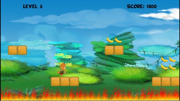 Banana Monkey Run screenshot 9