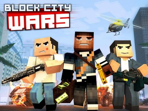Block City Wars Multiplayer poster