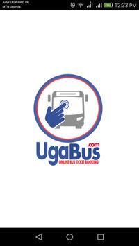 UGABUS-Online Bus Booking poster