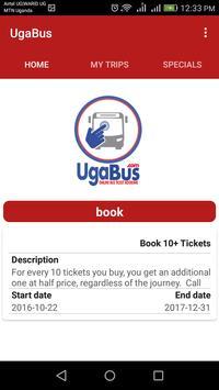UGABUS-Online Bus Booking apk screenshot