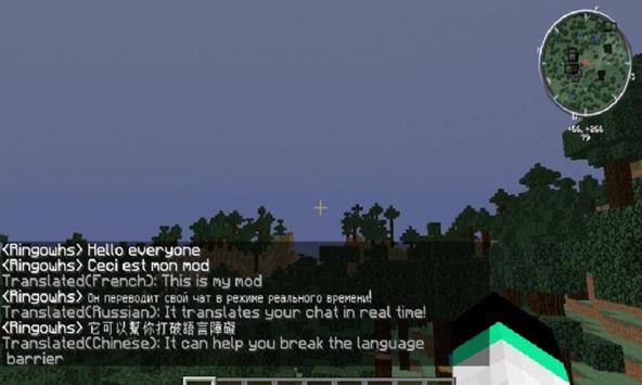Mod Translations for MCPE apk screenshot