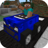 Mod Vehicles for MCPE icon
