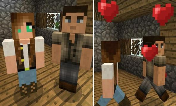 Mod Villagers Come Alive MCPE poster