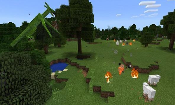 Mod Wyverns for MCPE screenshot 2