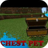 Mod Chest Pet for MCPE icon