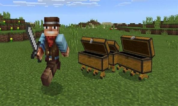 Mod Chest Pet for MCPE screenshot 2