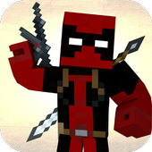 Mod Foul-mouthed Hero for MCPE icon