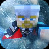 Mod God of Lightning for MCPE icon