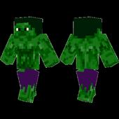 Mod Green Hero for MCPE icon