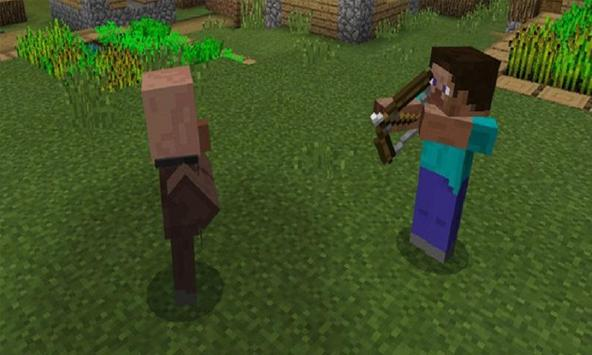 Mod Hurtful Arrows for MCPE poster