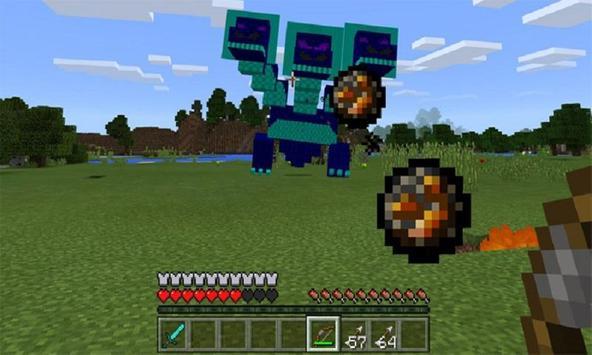 Mod Hydra for MCPE apk screenshot