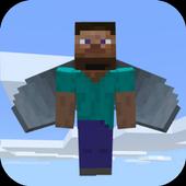 Mod Infinite Elytra Flight PE icon