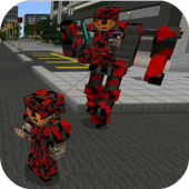 Mod Mech Suit for MCPE icon