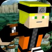 Mod Ninja Heroes for MCPE icon