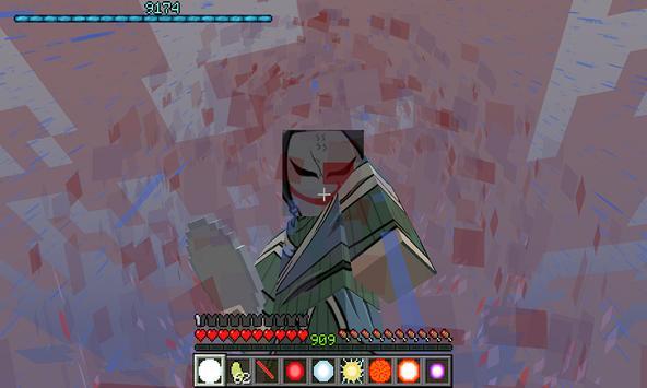 Mod Ninja Heroes for MCPE screenshot 1