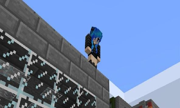 Mod No Fall Damage for MCPE poster