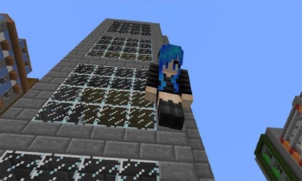 Mod No Fall Damage for MCPE screenshot 1