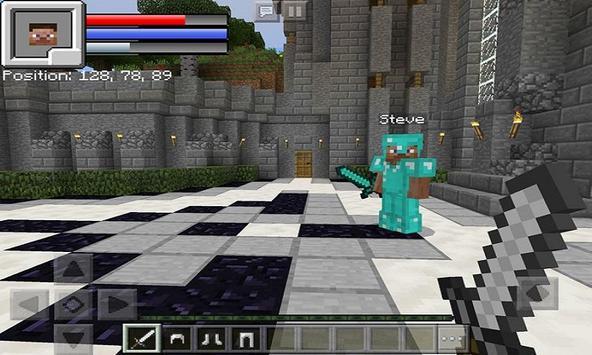 Mod RPG HUD Resource Pack MCPE apk screenshot